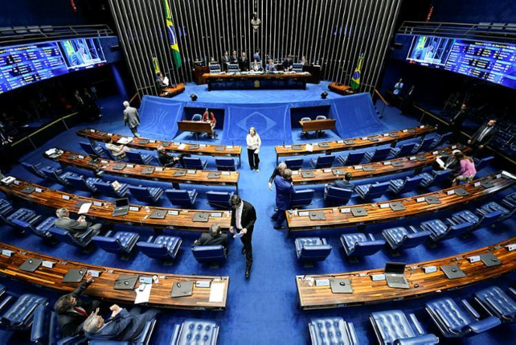 Presidente eleito defende uma proposta inovadora para a reforma da Previdência, diferente da apresentada pelo governo atual - Foto: Marcos Oliveira   Agência Senado