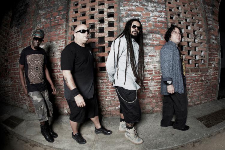 Com mais de 20 anos de carreira, a banda 'O Rappa' escolheu a cidade de Salvador para fazer a última apresentação do grupo.