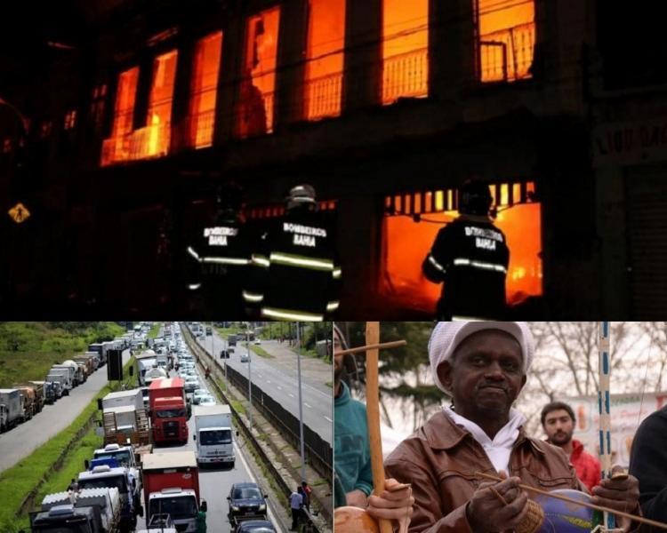 Confira as notícias mais importantes que aconteceram no ano de 2018 em Salvador. - Foto: Divulgação