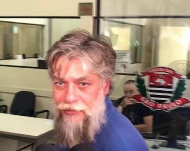 O ator foi preso por estar dirigindo alcoolizado