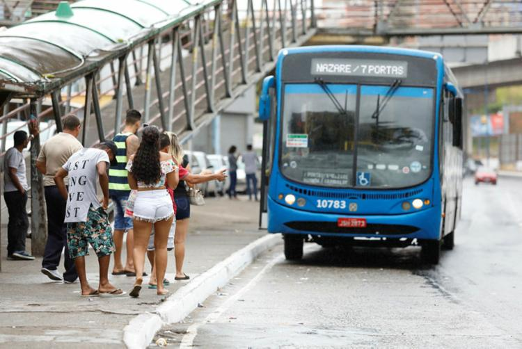 Essa ampliação acontecerá a partir das 16h, quando se abrem os portões da Arena Daniela Mercury - Foto: Joá Souza   Ag. A TARDE