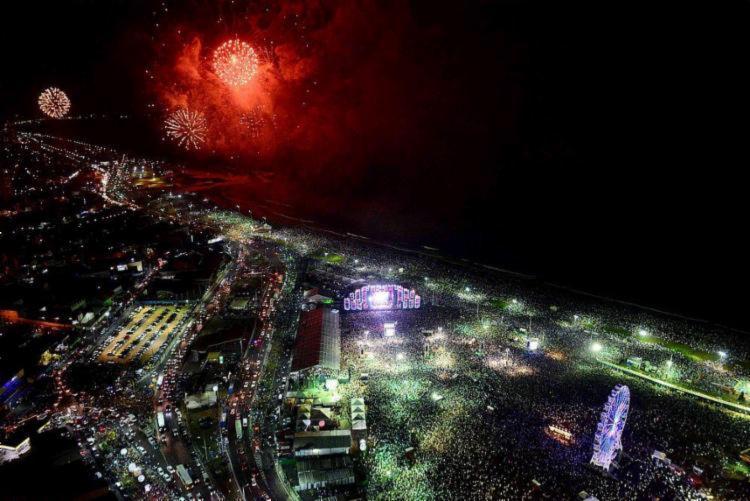Festa será realizada na Arena Daniela Mercury, na Boca do Rio (Foto: Valter Pontes | Secom)