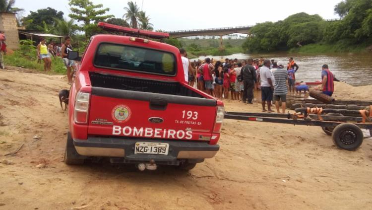 Homem teria se afastado da esposa e se afogado no rio Jucuruçu - Foto: Divulgação | SSP