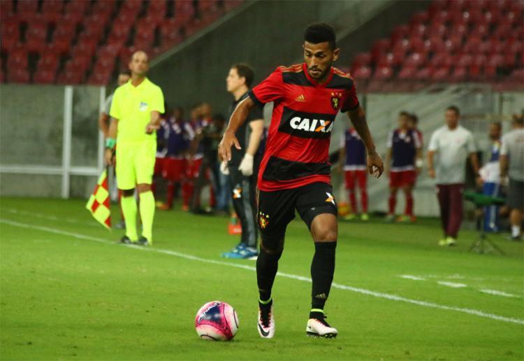 Este ano, Rogério atuou pelo Sport em 28 jogos no Brasileirão, marcando três gols - Foto: Williams Aguiar l Sport Club do Recife