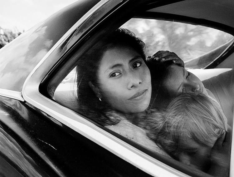 Yalitza Aparicio, como Cléo: personagem inspirada na doméstica da família de Cuarón - Foto: Alfonso Cuarón