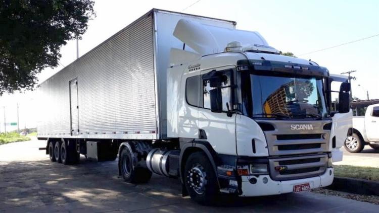 A carga da bebida era transportada do Rio de Janeiro para Recife - Foto: Gustavo Moreira l Radar 64