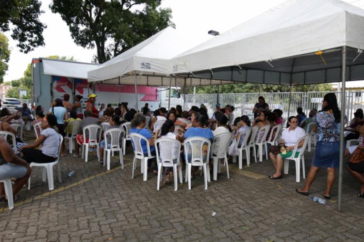 O Saúde sem Fronteiras é uma ferramenta de acesso da mulher às ações de prevenção, diagnóstico e tratamento do câncer de mama. - Foto: Divulgação/SESAB