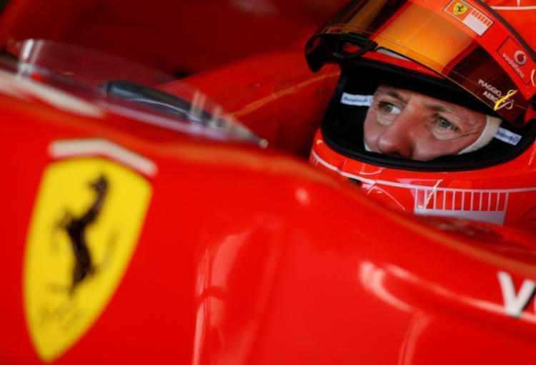Schumacher completa 50 anos nesta quinta - Foto: Jose Luis Roca | AFP