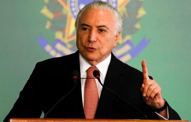 Decisão do presidente ocorre após o STF encerrar o ano sem julgar a validade do indulto natalino - Foto: Antonio Cruz l Agência Brasil