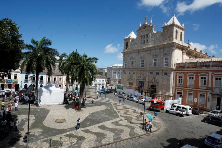 Segundo a polícia, suspeito atuava no Centro Histórico de Salvador - Foto: Luciano da Matta   Ag. A TARDE