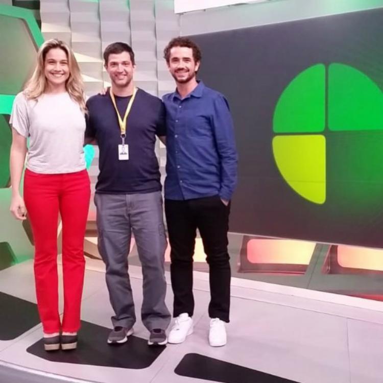Fernanda vai se dedicar à área de entretenimento da emissora - Foto: Reprodução | Instagram
