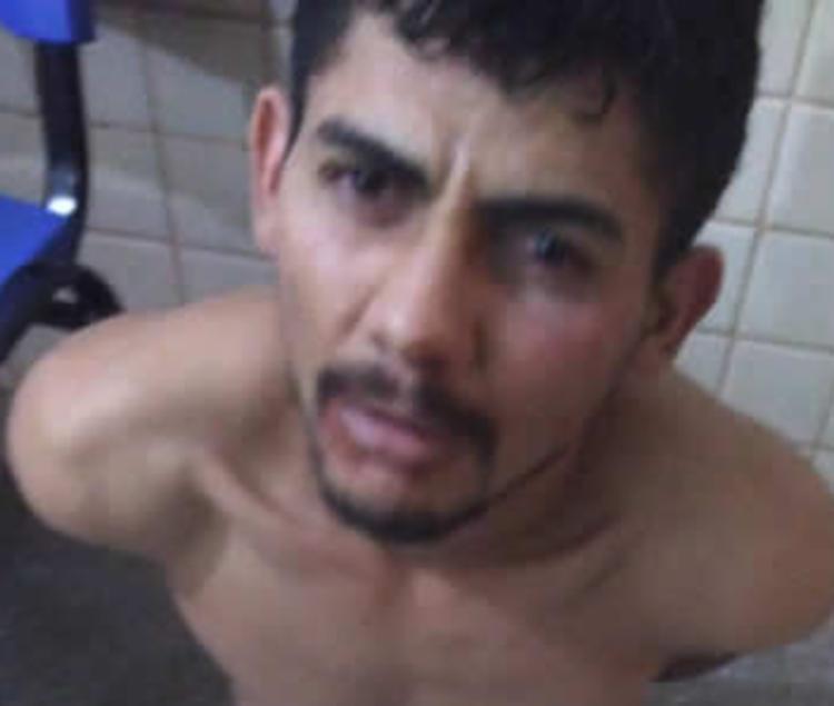 Reinaldo Neto perdeu o descontrolado durante um desentendimento - Foto: Reprodução | blog Sigi Vilares
