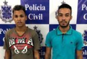 Suspeitos de matar irmãos a tiros em Barreiras são presos | Foto: Divulgação | Polícia Civil