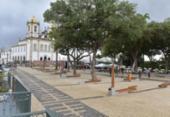 Obras de requalificação da Colina Sagrada são entregues nesta terça | Foto: Max Haack | Divulgação