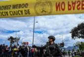 Colômbia: número de mortos em atentado em academia de polícia sobe para 21 | Foto: Juan Barreto | AFP