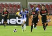Time sub-23 do Vitória arranca empate com o CSA na estreia do Nordestão | Foto: Ailton Cruz | Gazeta de Alagoas