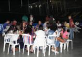Bahia promove evento para a torcida em Feira de Santana | Foto: Felipe Oliveira | EC Bahia