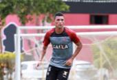 Léo Gomes pede desculpas após ação contra o Vitória | Foto: Mauricia da Matta | EC Vitória