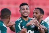 Palmeiras confirma empréstimo de lateral ao Vitória | Foto: Fabio Menotti / Ag Palmeiras / Divulgação