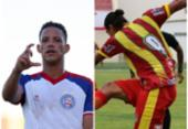 Bahia e Juazeirense se enfrentam nesta quarta pelo Baianão | Foto: Felipe Oliveira | EC Bahia \ Reproduão | Juazeirense