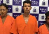 Trio é preso após estuprar adolescentes de 13 anos em Eunápolis | Foto: Divulgação | SSP-BA