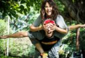 Kéfera Buchmann e João Côrtes chegam em Salvador para pré-estreia do filme | Foto: Divulgação
