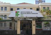 Ifba oferece 1.440 vagas de cursos superiores pelo Sisu | Foto: Divulgação