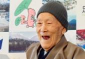 Homem mais velho do mundo morre aos 113 anos no Japão | Foto: Jiji Press | AFP