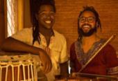 Duo paulistano AfroAquarela se apresenta no Pelourinho | Foto: Divulgação