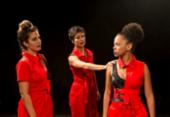 Pagu é homenageada em peça no Teatro Martim Gonçalves | Foto: Diney Araujo | Divulgação
