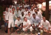 Neymar publica foto ao lado de 24 homens após críticas nas redes sociais | Foto: Reprodução | Instagram