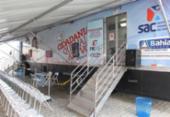 SAC Móvel oferece serviços gratuitos na Arena Fonte Nova | Foto: Divulgação