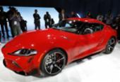 Toyota relança esportivo Supra em Detroit | Foto: Divulgação