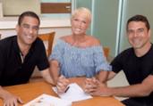 Marido de Wanessa passa a gerenciar a carreira de Xuxa | Silvonei Filho