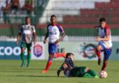 Bahia empata com Flu de Feira em estreia no Baianão | Felipe Oliveira | EC Bahia | Divulgação