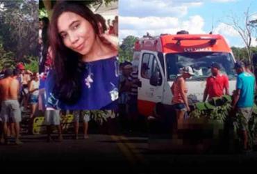 Duas jovens de 18 anos morrem após colisão em Pindobaçu | Reprodução | Blog do Marcelo