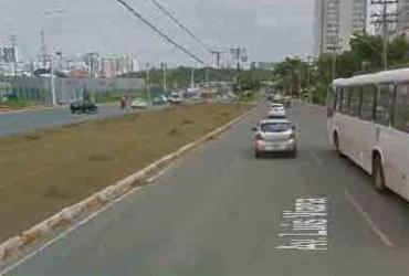 Motociclista morre após colisão com carro na avenida Paralela | Reprodução | Google Maps