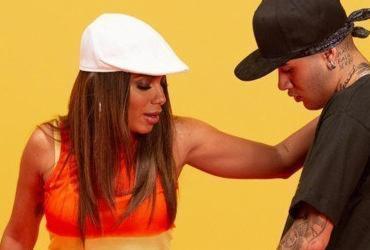 Anitta e Kevinho gravam clipe juntos   Reprodução
