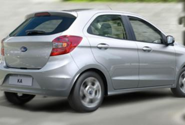 Ford eleva preços do Ka pela segunda vez em três meses | Divulgação