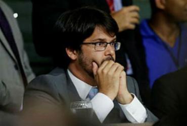 Presidente do Bahia marca presença em solenidade na CMS | Adilton Venegeroles / Ag. A TARDE