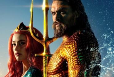 Indonésia censura cena de beijo de 'Aquaman', segundo fãs do filme | Reprodução