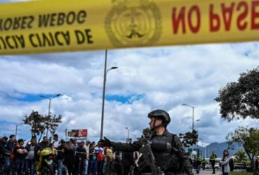 Número de mortos em atentado em academia de polícia sobe para 21 | Juan Barreto | AFP