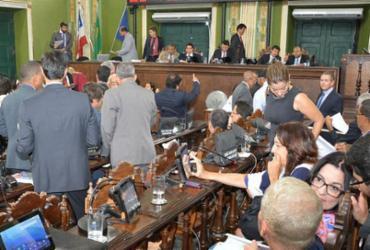Racha da oposição na CMS repercute   Antonio Queirós   Divulgação