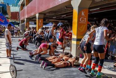 Shopping de Salvador recebe competição nordestina de crossfit | Divulgação