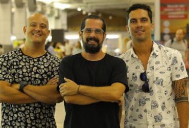 Aeroporto de Salvador transforma tapumes de obra em exposição de arte   Divulgação