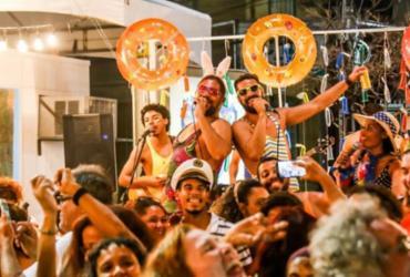 Espetáculo musical baiano é apresentado no calçadão do Politeama | Divulgação