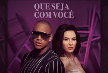 Léo Santana grava clipe com DJ Thascya | Divulgação