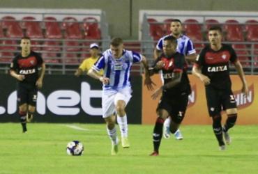 Time sub-23 do Vitória arranca empate com o CSA na estreia do Nordestão | Ailton Cruz | Gazeta de Alagoas