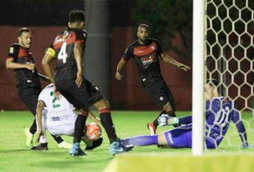 Leão vence Vitória da Conquista na estreia do time principal em 2019 | Adilton Venegeroles | Ag. A TARDE