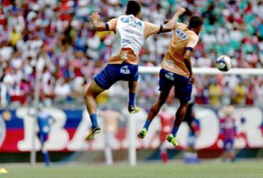 Bahia estreia em 2019 nesta quarta na Fonte | Felipe Oliveira | EC Bahia